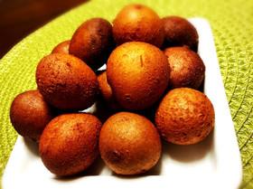 糖質制限★簡単大豆プロテインドーナツ