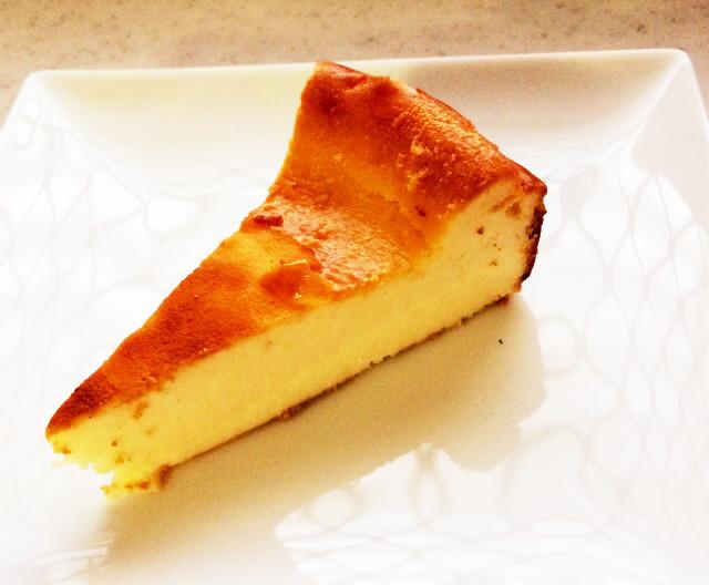 FP簡単チーズケーキ