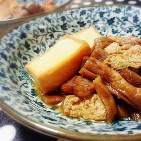 家庭の味♪芋がら(ずいき)の煮物☆