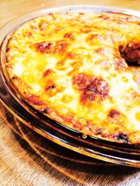 簡単おもてなしランチ♡大皿チキンドリア♡