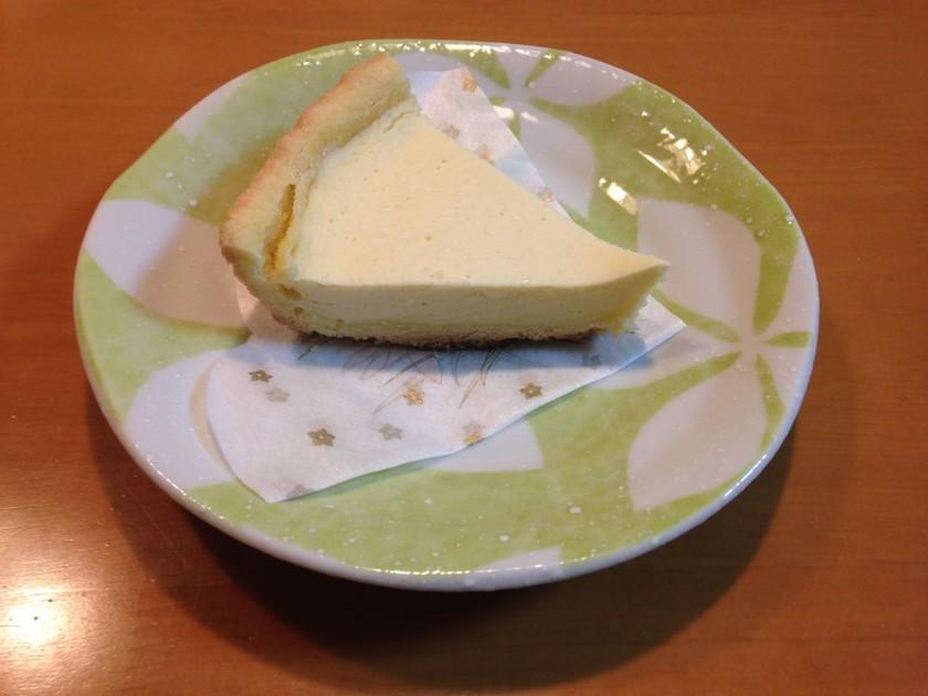 簡単フライパンで作るチーズケーキタルト♪
