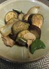豚肉と茄子とピーマンの味噌炒め