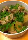 圧力鍋で大根と豚肉のまろやかお酢角煮