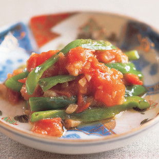 トマトの常備菜