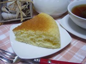 炊飯器deヨーグルトケーキ♪