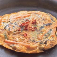 韓国風卵焼き