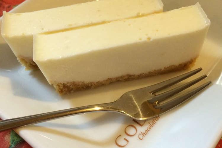 ケーキ 牛乳パック