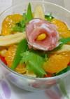 ジャーサラダ寿司 バラ