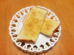 アーモンドバタートースト