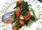 レンジで簡単☆鮭と野菜の満足ワンプレート