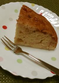 簡単ホットケーキミックスで炊飯器ケーキ☆