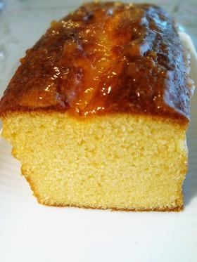HMでパウンドケーキ