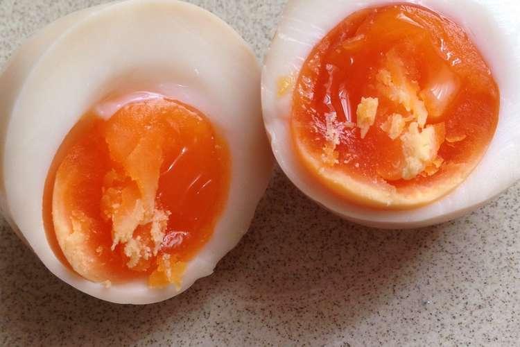 付き 卵 作り方 ゆで 味
