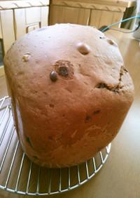 HB ケーキみたい♪チョココーヒー食パン