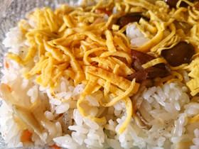 山菜ちらし寿司