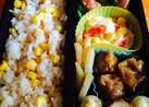 冷凍ポテト炒め2