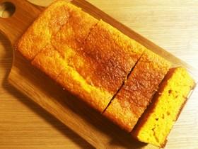 油15gで*しっとり♡ニンジンのケーキ