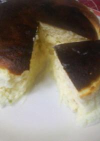 超低カロリーふわふわチーズケーキ(風)