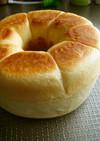 南部鉄鍋でフワフワパン