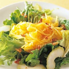カレーマリネのシンプルサラダ