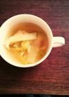 長葱スープ