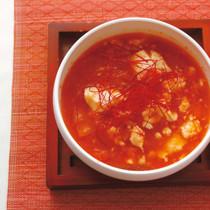 キムチのスープ