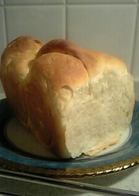 ハンドミキサーで!初めての食パン