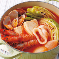 ブイヤベース風鍋