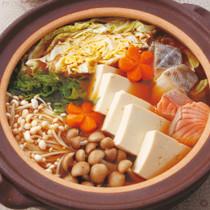 しょうゆ味鍋→ケチャップ味鍋