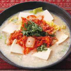 豆腐・豆乳の豆家族鍋