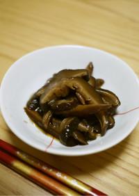 干し椎茸の甘辛煮☆素麺・お寿司にも♪