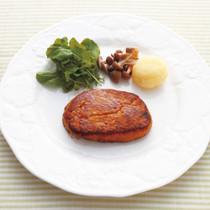 アボカドと豆腐のフォアグラ風
