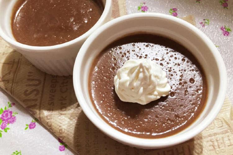 ムース 作り方 チョコレート 簡単チョコレートムース(ムース・オー・ショコラ)の作り方:フランスのお菓子(14)