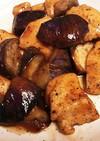簡単絶品♪鶏肉と茄子のさっぱり煮