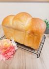 自家製酵母の水飴入り山食パン。:+*.゜