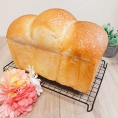 1斤 自家製酵母の水飴入り食パン+*.゜