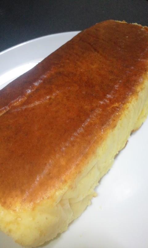 HM使用♪ふわふわスポンジケーキ