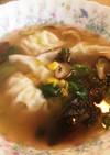 簡単!餃子のおかずスープ