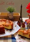 フレッシュ苺♡のベークドチーズケーキ♪