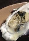 *海のみるく牡蠣の日本酒煮*