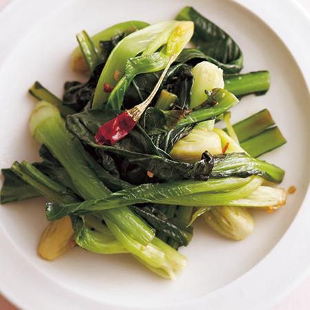 小松菜のアーリオオーリオ