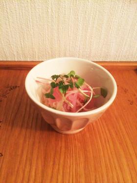 酢玉ねぎ*紫玉ねぎと切り干し大根のサラダ