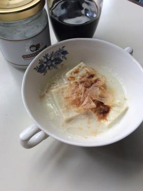 ココナッツ豆乳豆腐