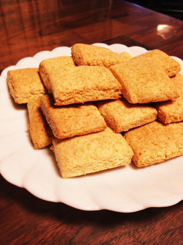おからクッキーde簡単美味しくダイエット
