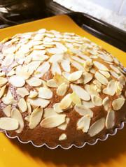 低糖質♪アーモンドプードル100%ケーキの写真