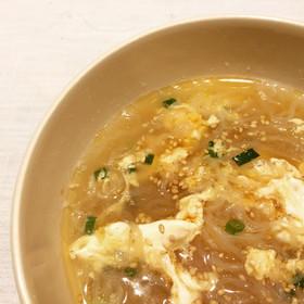 中華しらたきスープ★