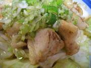 ♪しっとり鶏胸肉のソテー♪ネギ塩たっぷりの写真