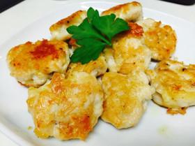 鶏のササミのチーズ焼き