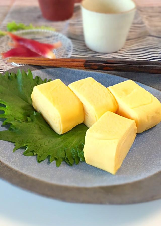 お弁当に✿冷めても超ふわふわな卵焼き