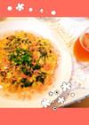 春野菜の卵とじ✨桜しおあんかけ✨大皿で♪